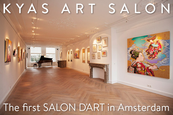 KYAS ART SALON The first SALON D'ART in Amsterdam